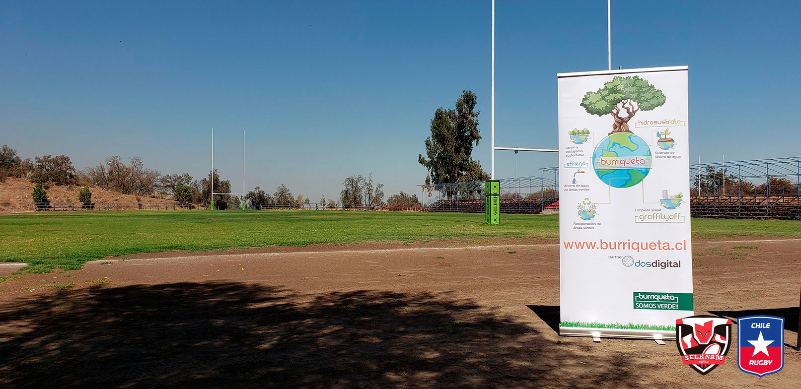 Campo Selknam Chile Rugby